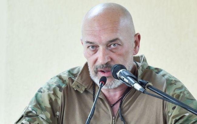 Тука підтвердив перекидання підрозділів ДНР на підконтрольну територію ЛНР