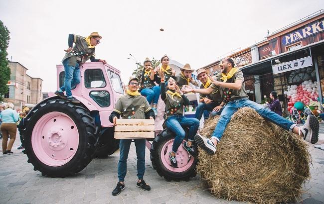 Чем удивил киевлян и гостей столицы фестиваль фермерская Ulichnaya Eda (фоторепортаж)