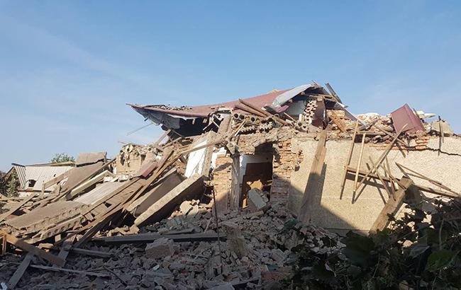 В Закарпатской области произошел взрыв в жилом доме, есть пострадавший