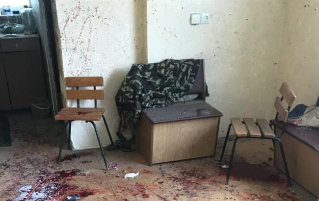 Фото: под Киевом в доме взорвалась граната (kv.npu.gov.ua)