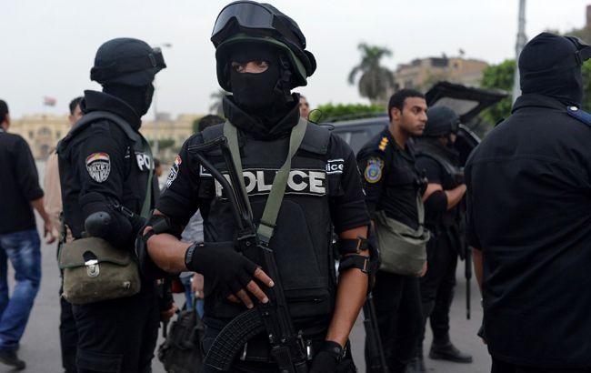 ВЕгипте 6 полицейских стали жертвами атаки боевиков