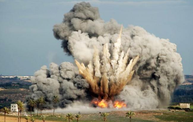 Жертвами воздушного налета вСирии стали 16 человек