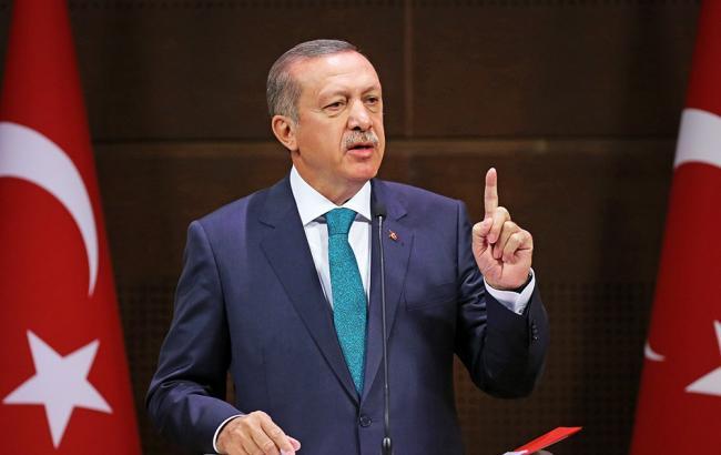 Фото: президент Турции РеджепЭрдоган