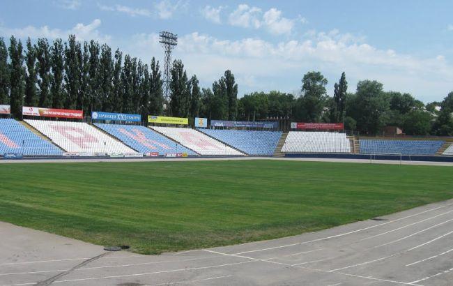 """Фото: стадион """"Зирка"""""""