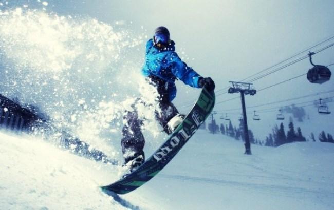 Фото: Сноубордист (afisha.bigmir.net)