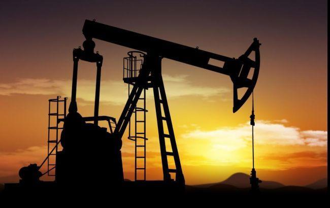 Ціна нафти Brent перевищила 45 доларів за барель