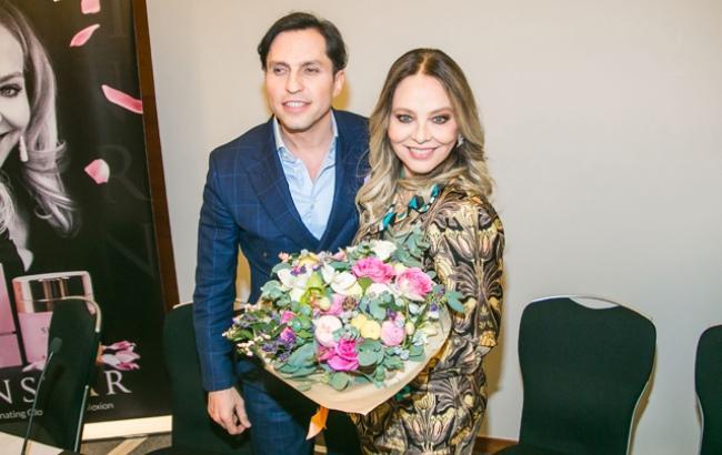 Фото: орнелла Мути и Александр Ревва (spletnik.ru)