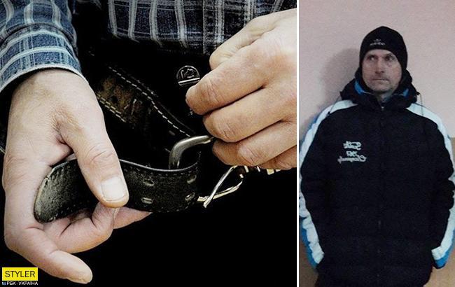 В Харькове жители поймали мужчину, который показывал детям гениталии