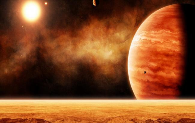 Планета Земля раніше була помаранчевої (Фото: Yaport.ru)
