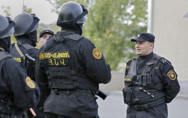Фото: в Ереване задержаны или арестованы 47 человек по ст. 219 и ст. 235 УК Армении