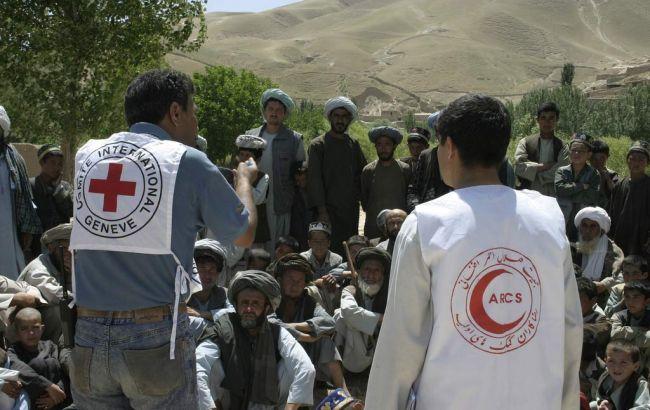В Афганістані вбито 6 працівників Червоного Хреста