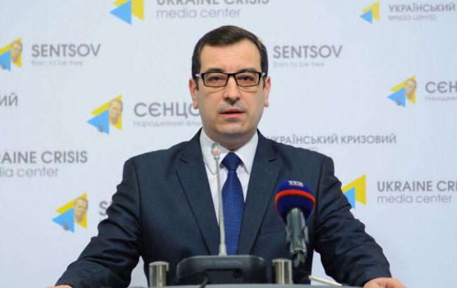 Фото: Скібіцький заявив про проведення антитерористичних заходів у Криму