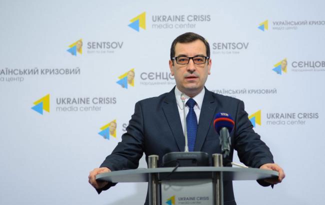 Фото: Скібіцький заявив про відпрацювання авіацією РФ ударів по об'єктах України
