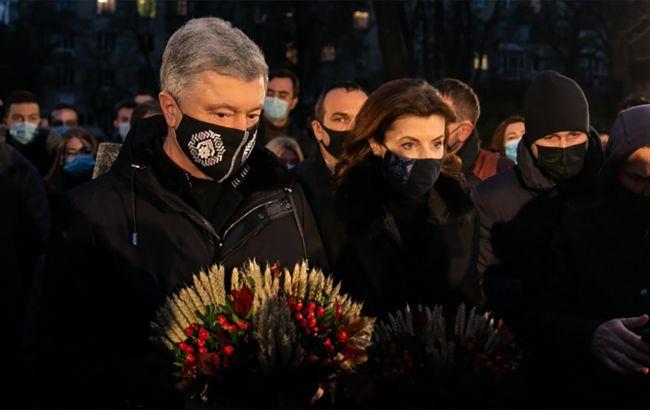 Правда про Голодомор потрібна для європейського майбутнього нашої держави, - Порошенко