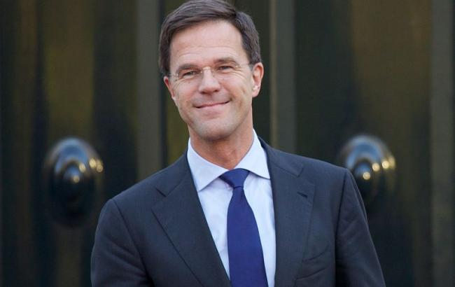 Рютте: Нидерланды могут неподписать Соглашение обассоциации Украина-ЕС
