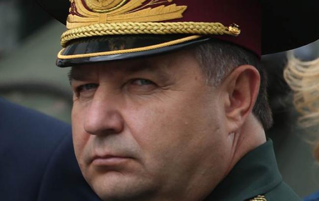 Минобороны планирует увеличить личный состав ВСУ до 250 тыс. человек, - Полторак
