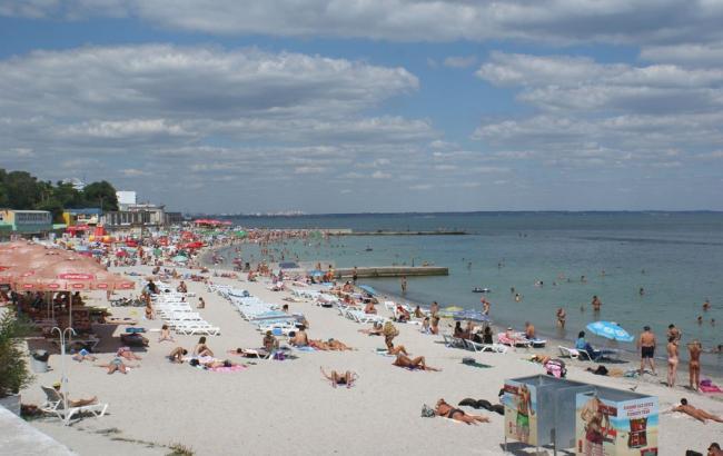 одеські пляжі