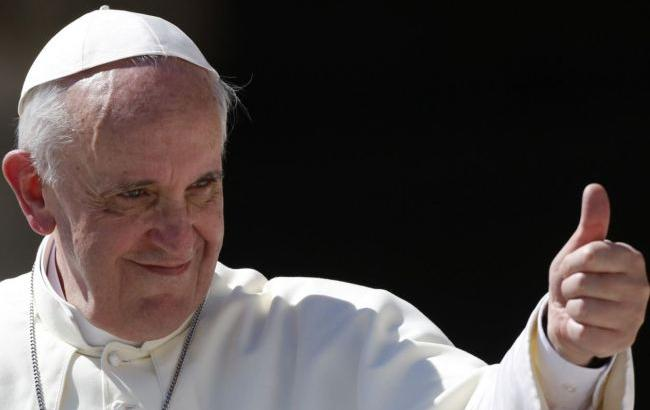 Фото: Папа Римський (rock-vector.com)