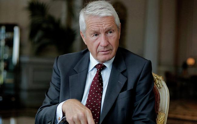 Генсек Совета Европы призвал урегулировать кризис в Украине, чтобы избежать начала новой холодной войны