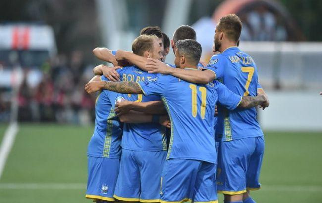 Збірна України розгромила Литву в матчі відбору Євро-2020