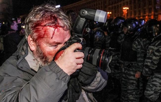 В Украине за 2014 г. было убито 8 журналистов, - МФЖ