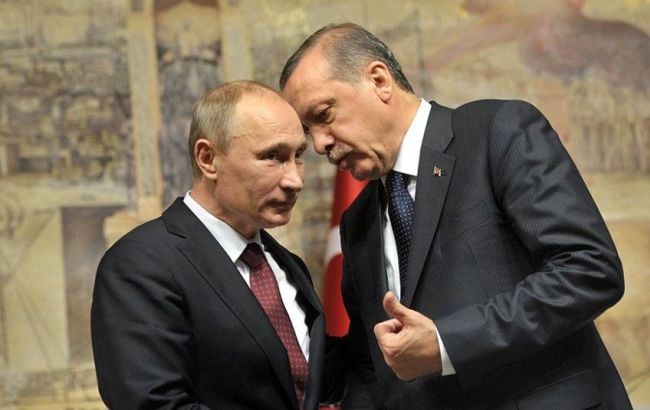 Фото: зближення Ердогана і Путіна дратує НАТО