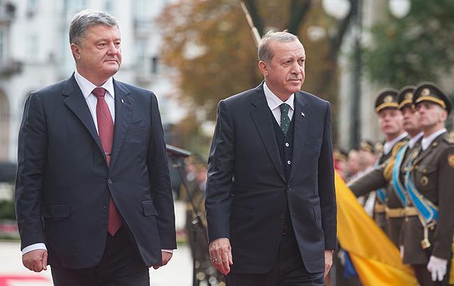 Розраховуємо на залучення Туреччини до міжнародної групи друзів деокупації Криму, - Порошенко