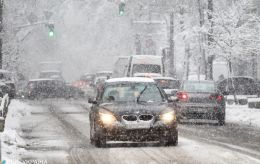 Коли закінчиться снігопад в Києві: синоптики назвали дату
