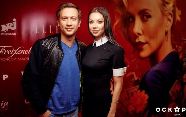 """Ступка з Логуновою, Андраде і інші зірки відвідали прем'єру фільму """"Небезпечний бізнес"""" (фото)"""