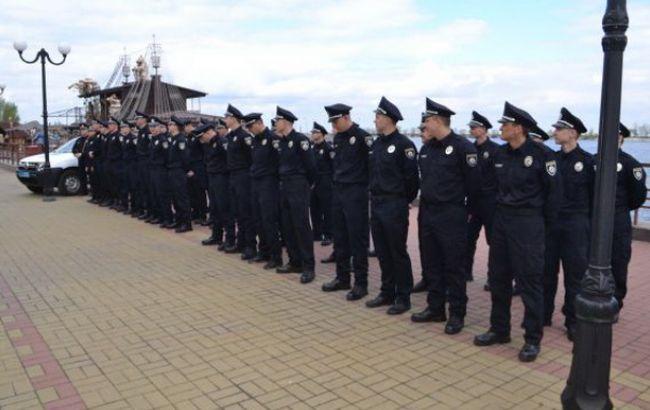 Фото: перша в Україні водна патрульна поліція запрацювала в Черкасах