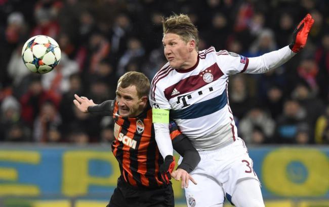 Шахтер - Бавария 0:0: Видео. Обзор матча