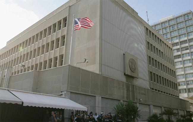 Фото: відкриття посольства США в Єрусалимі (twitter.com-mirimquin)