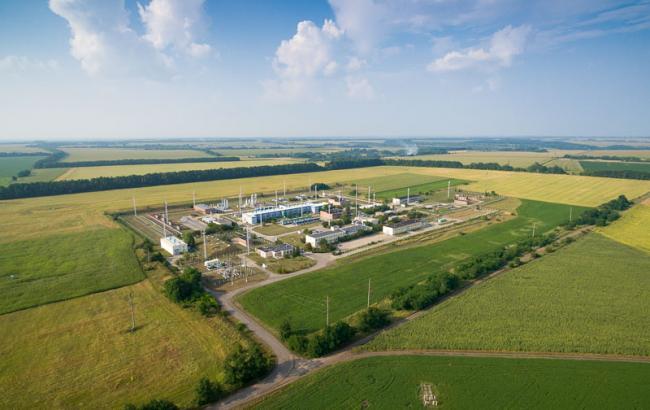 Фото: в газосховищах України зберігається10,6 млрдкуб. м газу