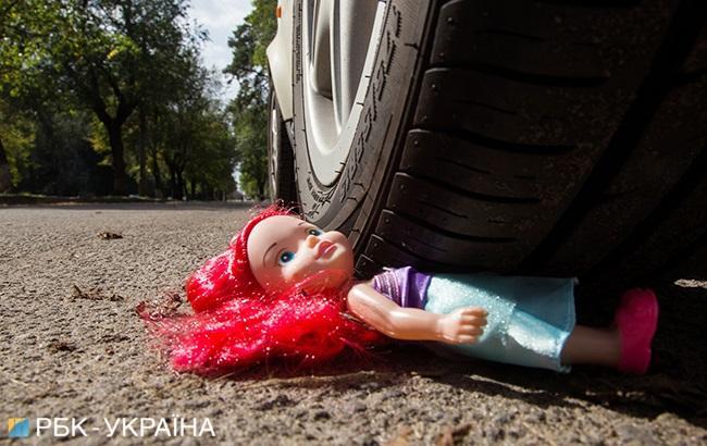 В Одессе в результате ДТП погиб ребенок