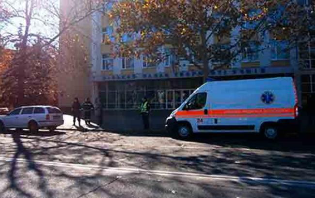 Милиция искала взрывчатку на 13 участках в Николаеве