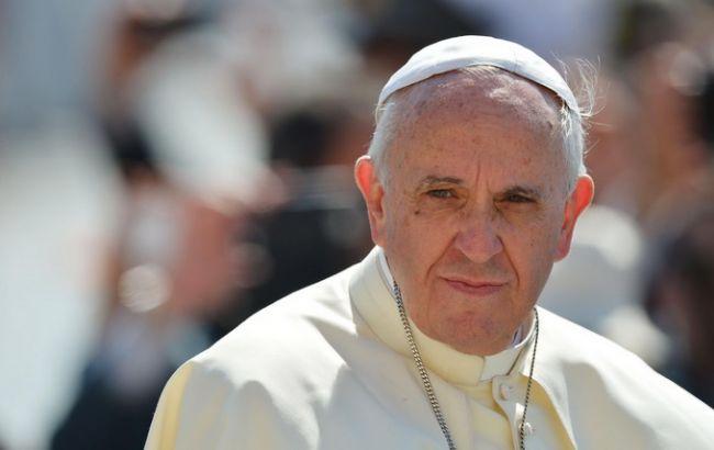 У США затриманий зізнався в підготовці вбивства Папи Римського
