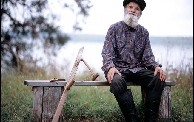 Фото: Літній чоловік (lol24.ee)