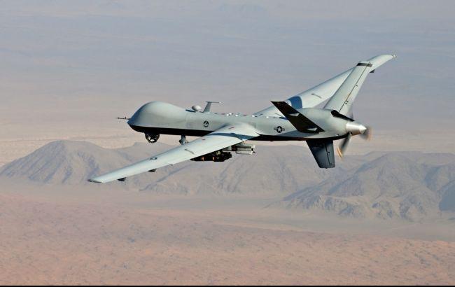 Фото: американський бойовий дрон (warfiles.ru)