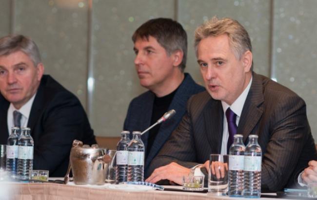 Фирташ в Вене соберет экспертов для разработки программы модернизации Украины