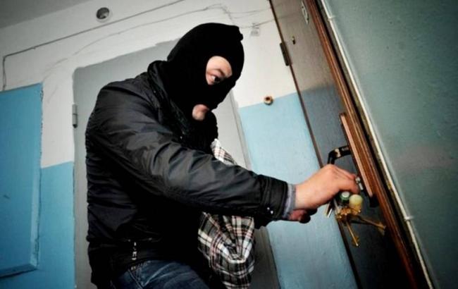 В столице стали грабить квартиры в десятки раз больше