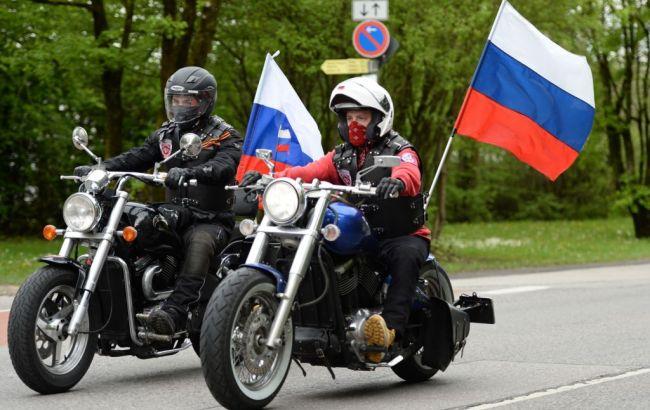 Российских байкеров не пустили и в Литву