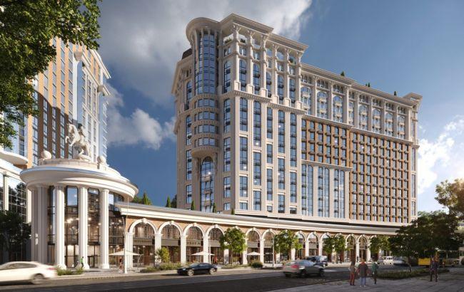 Status Group строит подземный паркинг в Podil Plaza Residence