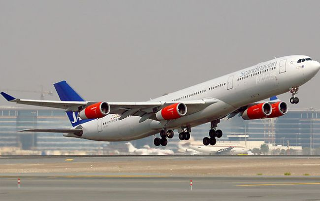 Фото: Scandinavian Airlines