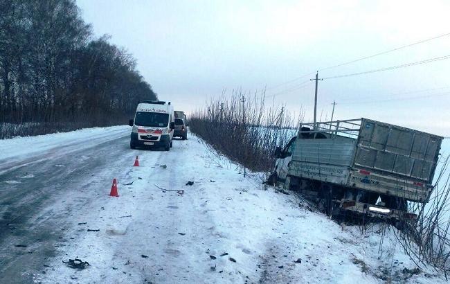В Винницкой области 11-летний мальчик погиб в результате ДТП (фото)