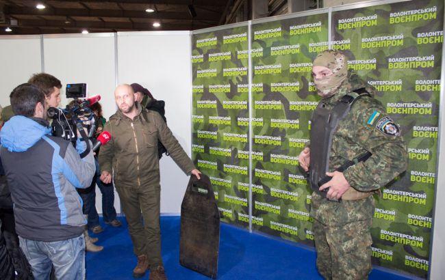 """""""Укроборонпром"""" получил около 100 разработок и предложений для армии"""