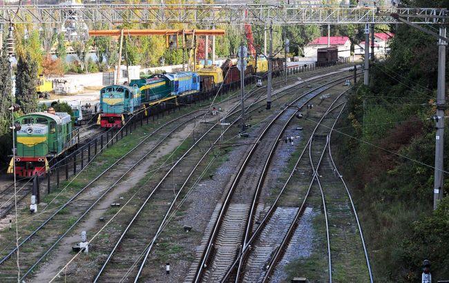 На Одеській залізниці вранці стався вибух, - МВС