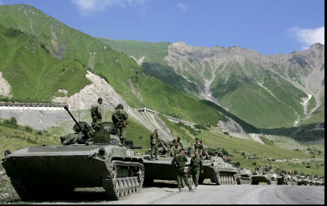 Фото: Південна Осетія