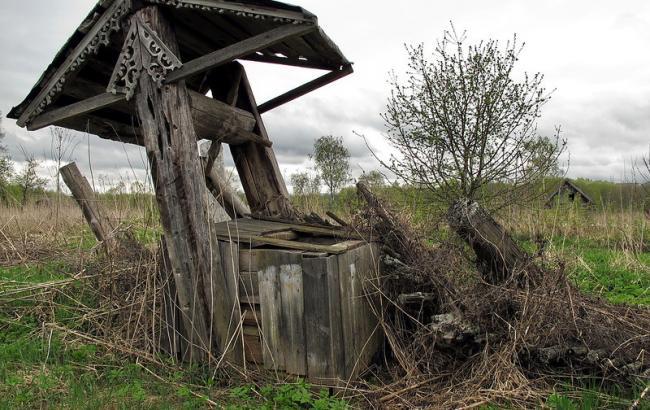 Фото: Старый заброшенный колодец (liveinternet.ru)