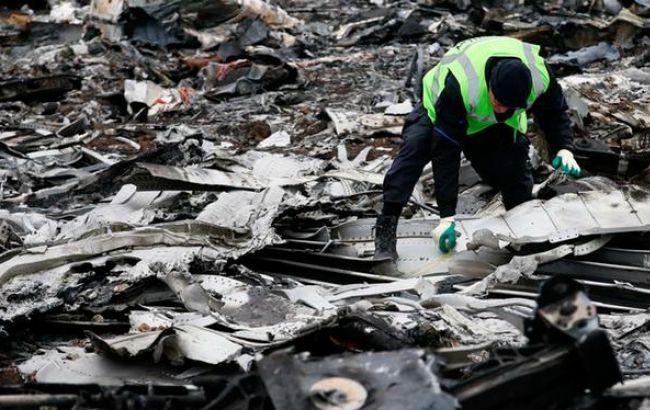 На месте крушения Boeing в Донецкой обл. вновь обнаружены останки тел