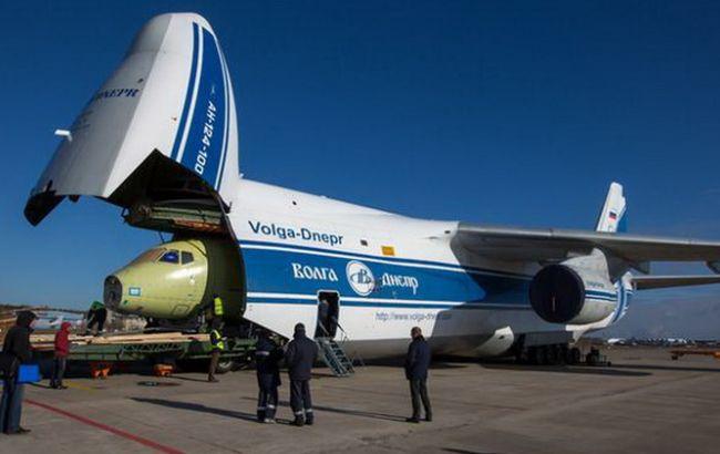 Фото: транспортний літак РФ (dpa)